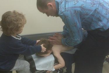 Chiropractics for Children